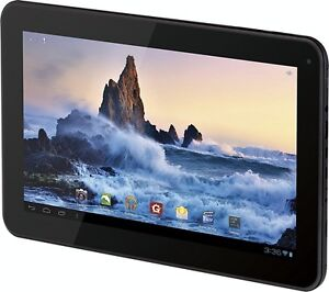 Hipstreet EQUINOX 4   10IN  ANDROID Tablet - Black NEW IN BOX