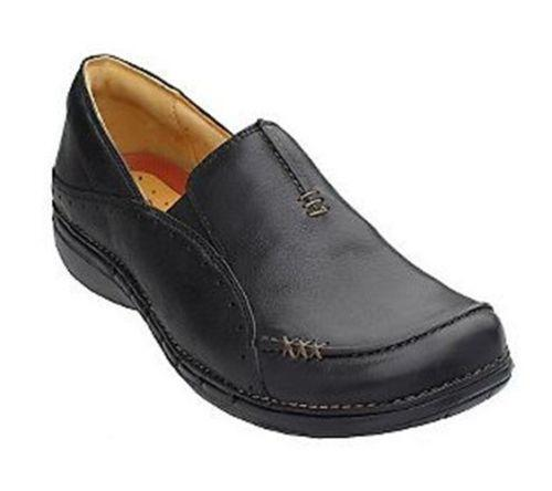 Perfect Clarks Womens Unstructured UnLoop SlipOn Shoes