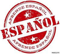 Español/Spanish Basic lessons $15/hr. Small group  Drop in