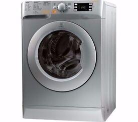 Indesit XWDE861480XS Innex Free Standing 8Kg 1400 Spin Washing machine and Dryer