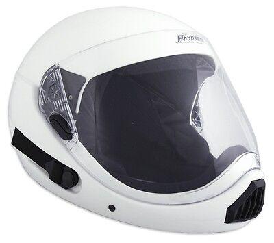 Phantom X Full Face Helmet, EXTRA LARGE (XL), WHITE~