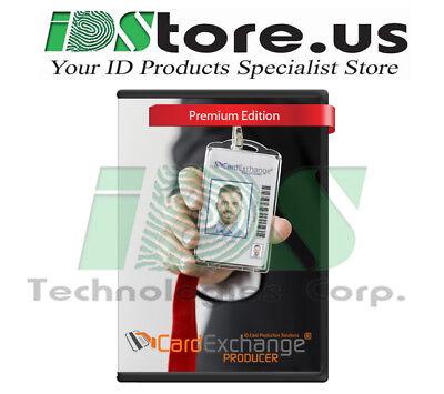 Cardexchange 10 Premium Id Card Software  Cp1030