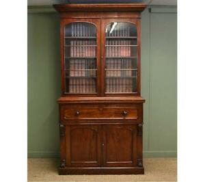 tall mahogany bookcases - Mahogany Bookshelves