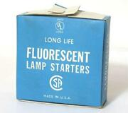 Fluorescent Starter
