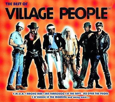 The Village People - Best of [New CD] Italy - (The Best Of Village People)