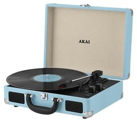 Portable Rechargeable record player