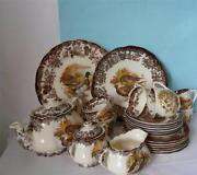 Royal Worcester Palissy Game Series