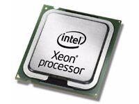 Job lot of 8 x Intel Xeon Quad Core Processors - Socket LGA1156 £99