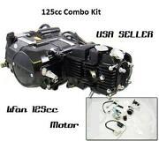 Dirt Bike Engine