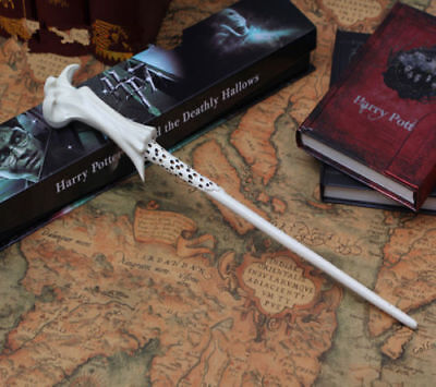 Harry Potter Magic Lord Voldemort S Wizard Magical Wand In Box Xmas Deluxe Gifts