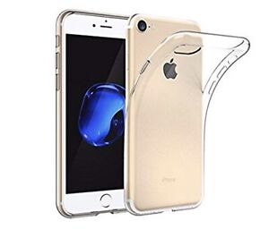 Iphone 6, iphone7, iphone8 clear cover & screen protection