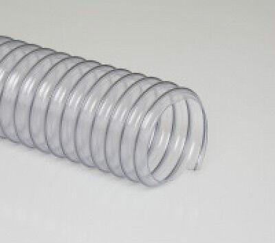 Flexible Dust Collection Hose Pvc 3.5 X 25 801-10350
