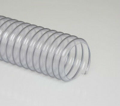 Flexible Dust Collection Hose Pvc 2.5 X 50 801-10250