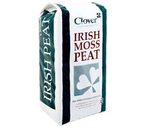 100 Litre Irish Moss Peat **Probably the world's best natural soil conditioner**