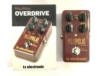 TC Electronic Mojomojo Overdrive Pedal for sale, mint condition