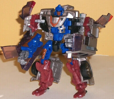 Transformers Revenge Of The Fallen GEARS Compete Deluxe Rotf