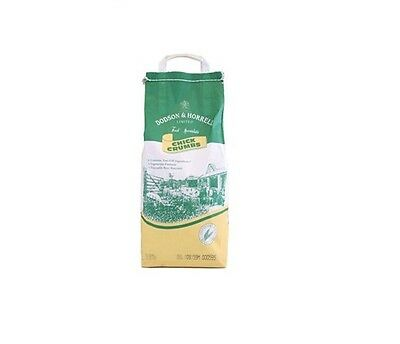 Dodson & Horrell Starter Chicken Crumbs 5kg All Poultry types and ducks