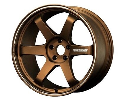 RAYS VOLK TE37 ULTRA Forged Wheels Bronze rims 8.0J-19 +48 for 86/BRZ from JAPAN