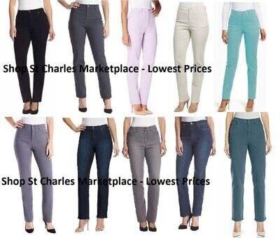 8a1d62ec720ab Gloria Vanderbilt Amanda Original Slimming Jeans, Many Sizes / Colors, NWT