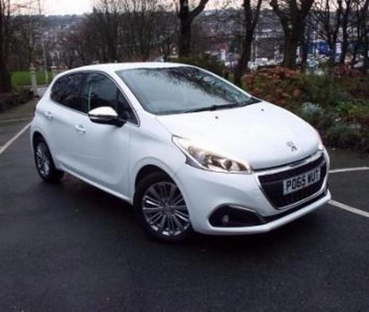 2015 Peugeot 208 1.6 BlueHDi 100 Allure 5 door Diesel Hatchback