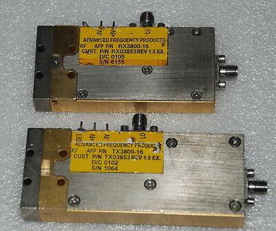 38ghz -16 Txrx Millimeter-wave Transceiver Components