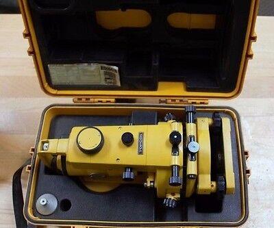 Topcon AG-20B Precision Surveying Theodolite (T11016359)