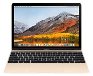 Brand New - 12-inch MacBook 512GB - Gold