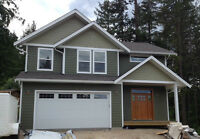 Salmon Arm -- New House For Sale -- NEW Price