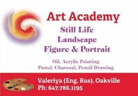 Private/ Group Art Lessons