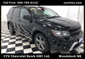 2015 Dodge Journey Crossroad - Heated Leather Seats