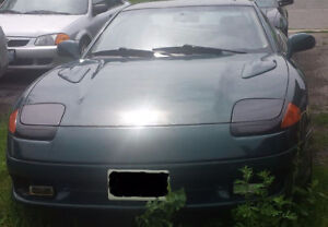 1993 Dodge Stealth RT/TT Coupe AWD Twin turbo 19t