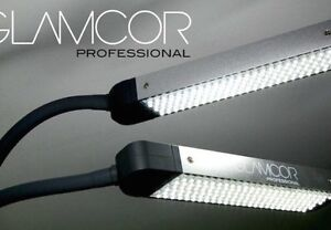 Lampe GLAMCOR,Idéal pour Tattoo,Cils,ongles,Microblading