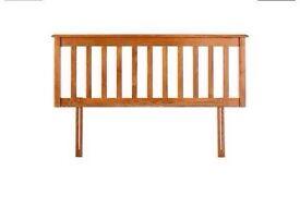 New Thornton Kingsize wooden headboard