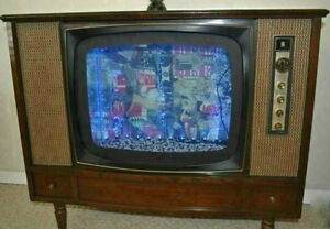 1960's Repurposed T.V. Aquarium Edmonton Edmonton Area image 2