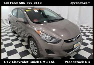 2011 Hyundai Elantra GL Sedan Automatic - Heated Seats