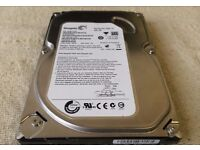 "Seagate Barracuda Internal Hard Drive, 250 GB, 7200 RPM, 3.5"" ST3250318AS"