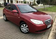 2009 Hyundai Elantra HD SX Red 4 Speed Automatic Sedan Ingle Farm Salisbury Area Preview