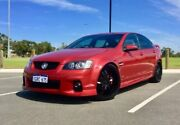 2011 Holden Commodore VE II SS-V Red 6 Speed Automatic Sedan Kenwick Gosnells Area Preview