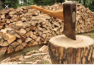 Excellent firewood for sale/Free delivery
