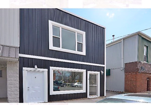 Brand new building commercial and residential downtown colborne