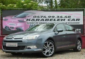 citroen c5 2.0 hdi exclusive plus fap neuf full option cuir