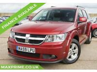 DODGE JOURNEY 2.0 SXT CRD AUTOMATIC 140BHP FULL SERVICE HISTORY 7 SEATER