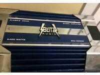 BLITZ Audio Class D Mono BZA-3000D