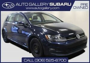 2015 Volkswagen Golf HIGHLINE | TDI | LEATHER | NAVIGATION | ALL