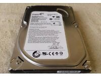 "Seagate Barracuda Internal Hard Drive, 250 GB, 7200 RPM, 3.5"" ST3250318AS"
