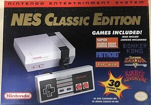 WILL PAY $130 FOR BRAND NEW NES CLASSIC