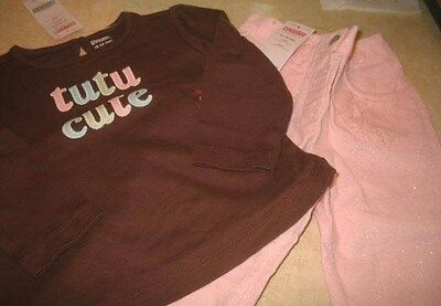 NWT Infant Girls Gymboree Pant and Top Set - Size (18-24M)