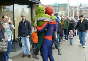 K-W Spider-Man superhero birthday party appearance Cambridge Kitchener Area image 7