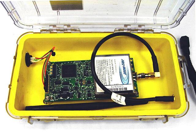 FreeWave FGRO9CSU Radio Board w/ Pelican 1060 Micro Case