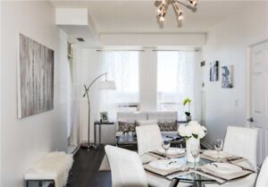 Beautifully Finished 2 Bedroom Condo @ Square One